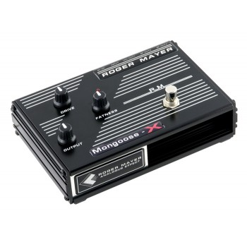 Mongoose-X Fuzz