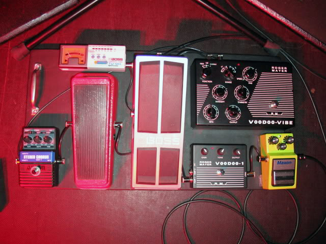 Time To Step Up The Pedalboard Need Advice Trey Landau